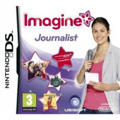 Imagine Journalist Nintendo Ds - Jocuri Nintendo DS Ubisoft