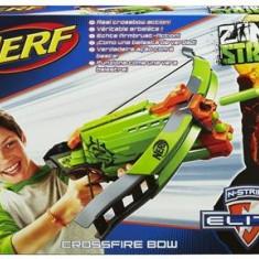 Nerf Zombie Strike Crossfire Bow - Pistol de jucarie