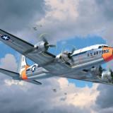 Jocuri Seturi constructie - Macheta Avion C-54 Skymaster - Revell 04877