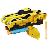 Figurina Desene animate - Jucarie Transformers Robots In Disguise Bumblebee 2-In-1 Blaster