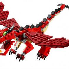 Creaturi Rosii (31032) - LEGO Creator