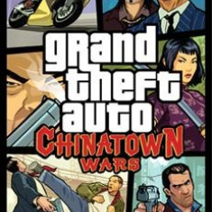 Grand Theft Auto Chinatown Wars Psp - Jocuri PSP Rockstar Games