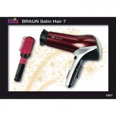 Foen Braun Cu Perie Satin Hair 7 Klein