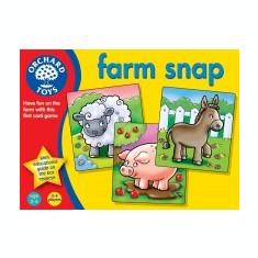 Joc Educativ - Ferma Vesela - Orchard Toys (028)