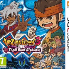 Inazuma Eleven 3 Team Ogre Attacks Nintendo 3Ds - Jocuri Nintendo 3DS