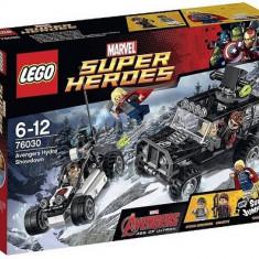 """Legoâ® Super Heroesâ""""¢ Confruntarea Dintre Razbunatori Si Hydra - 76030 - LEGO Super Heroes"""