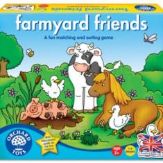 Joc Educativ Prietenii De La Ferma orchard toys