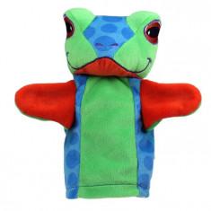 A Doua Mea Papusa De Mana - Broasca - The Puppet Company