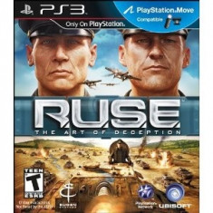 Ruse (Move) Ps3 - Jocuri PS3 Ubisoft