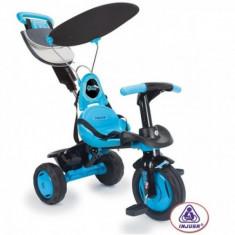 Tricicleta Free Blue Injusa - Tricicleta copii