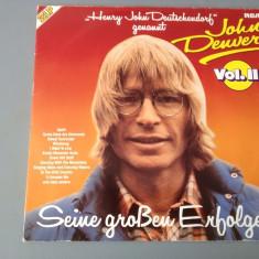 JOHN DENVER - BEST - 2LP BOX - gatefold ed. (1982/ RCA REC/ RFG ) - VINIL/VINYL - Muzica Rock rca records