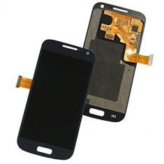 Display LCD - Ansamblu LCD Display Laptop Touchscreen touch screen Samsung Galaxy S4 mini I9190 I9192 I9195 I9195i Black Negru ORIGINAL