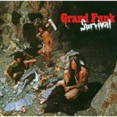 Muzica Rock - GRAND FUNK RAILROAD Survival remaster (cd)