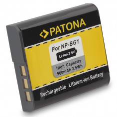 PATONA | Acumulator compatibil SONY NP-BG1 NP BG1 NPBG1 - Baterie Aparat foto