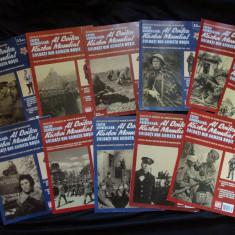 Lot figurine soldati rusi din plumb, cu reviste/ colectie /armata/decor/colectie Altele, peste 14 ani, Baiat