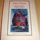 Carte de povesti - Un oras plutitor / Spargatorii blocadei / Invazia marii - Jules Verne / nr.35
