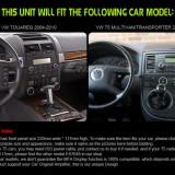 Navigatie dedicata VW T5 Multivan si Touareg ES7402 - Navigatie auto, Mercedes-benz