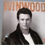 STEVE WINWOOD - ROLL WITH  IT (1988 / VIRGIN REC/ RFG ) -  VINIL/VINYL/IMPECABIL