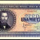 1000 LEI 1950 UNC NECIRCULATA