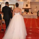 Rochie de mireasa printesa - Rochie de mireasa 2015! model unicat!
