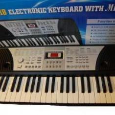 Orga electronica XY-218 slot usb mp3 afisaj ecran
