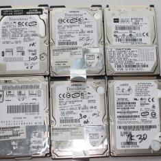 HDD laptop 30 gb IDE Testate Fara Bad sector-Healt 100%- Garantie 30 zile, Sub 40 GB