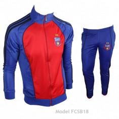 Trening barbati - Trening NIKE FC STEAUA BUCURESTI - Bluza si Pantaloni Conici - LIVRARE GRATUITA