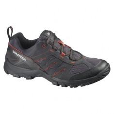 Pantofi de trekking Salomon Karura (SAL-366876-BCK) - Pantofi barbati Salomon, Marime: 40, 41, 42, 43, 44, 45, Culoare: Gri