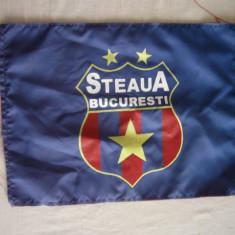 Fanion fotbal - MCF - FANION - STEAUA BUCURESTI - DE COLECTIE