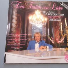 RICHARD CLAYDERMAN - LOVE ALBUM (1983 / DECCA REC / RFG) - VINIL/VINYL/IMPECABIL - Muzica Clasica decca classics