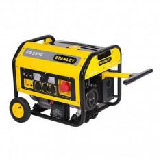 Generator de curent Stanley - SG5500 - Generator curent