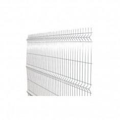 Panou gard bordurat zincat - 2000 x 1200 mm