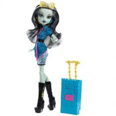 Papusa Mattel Monster High Plimbareata Frankie Stein