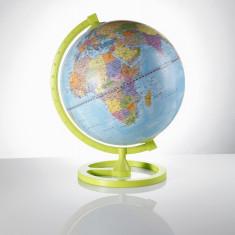 Glob pamantesc de birou Lime Colour