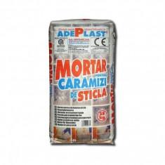 Mortar pentru c?r?mizi de sticl? MCS - 25 kg - Ciment