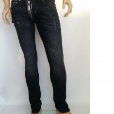 Blugi barbati - Blugi Jeans DSQUARED BLU-16