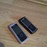 Telefon Nokia, Aramiu, Nu se aplica, Neblocat, Fara procesor, Nu se aplica - Lot 2 Nokia N72 ( Netestate )