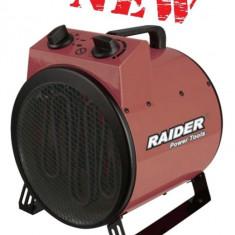 078806-Aeroterma industriala 3 KW Raider Power Tools RD-EFH03, Numar trepte caldura: 3