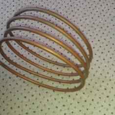 Spirala Cupru, dimensiuni la
