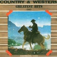 Alexandru Andries - Country & Western Greatest Hits (III) / 3 (Vinyl) - Muzica Country electrecord, VINIL
