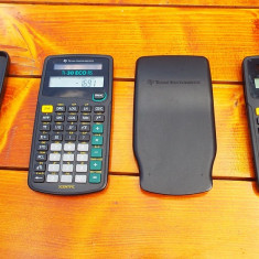Calculator stiintific TEXAS INSTRUMENTS TI 30 ECO RS - Calculator Birou