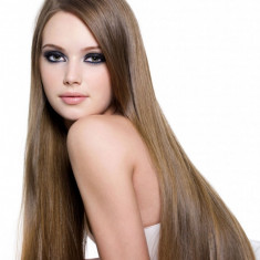 Extensii par - Extensii 100% par natural 60 cm clip on 100 g firma remy full head