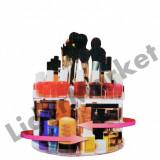 Mobila - Suport rotativ pentru produse cosmetice - pana la 200 articole !