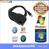 Interfata diagnoza auto tester VAG.COM VCDS 12.12 ~ Audi Seat Skoda VW - WIN 8