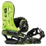 Placi snowboard - Legaturi snowboard Rome 390 Boss 2016 green