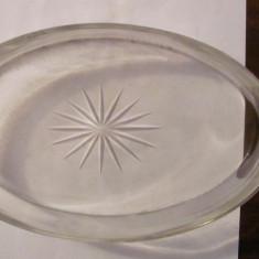 GE - Sticla pentru fructiera metal - Fructiera sticla