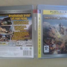 Jocuri PS3, Curse auto-moto, 3+, Multiplayer - Motorstorm PLATINUM - Joc PS3 - Playstation 3 ( GameLand )