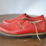 PANTOFI DE PIELE MARIMEA 38 - Pantofi dama, Culoare: Din imagine