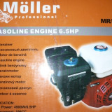 Motor electric - Motor 5.5 cp Moller benzina 4 timpi