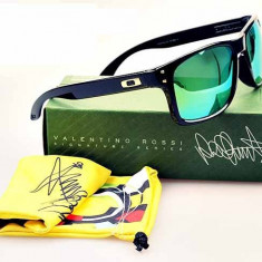 Ochelari de soare Oakley Holbrook Valentino Rossi signature sport moto iphone 6